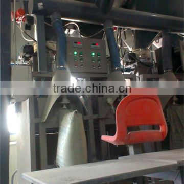 0.2% Accuracy Pneumatic Valve Bag Cement Powder Packing Machine