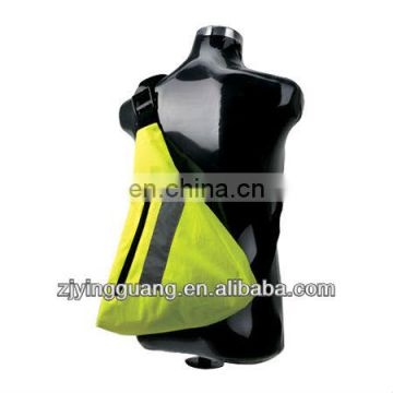 Oxford Fabric Promotional Safety Bag With Reflective Tape