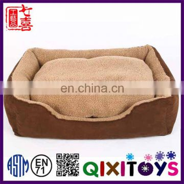Hot selling good quality memory foam wholesale dog beds with customized size and design