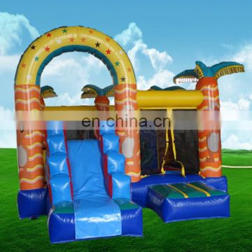 2017 Cheap commercial outdoor inflatable bouncy castle
