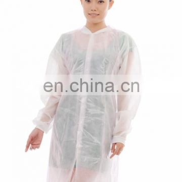 Cheap Price Medical Disposable PE Apron With CE/ISO