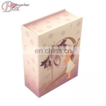 Wholesale New Style Book Shaped Diary Storage Box