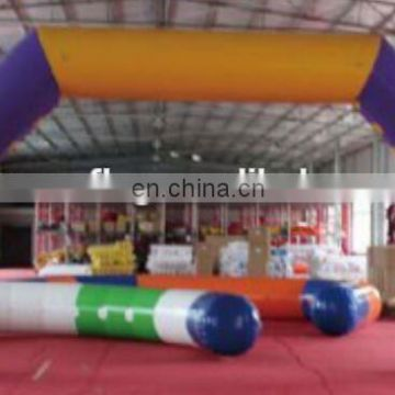 Customized advertising cola inflatable arch