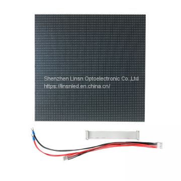 Indoor SMD P3.91mm 250mmx250mm LED Module with 64x64dots 3.91mm led display module
