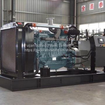 Doosan 300kVA Diesel Generator Open Type with AMF Panel
