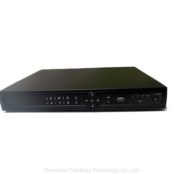 Wdm-16CH Network NVR From IP Cameras Suppliers