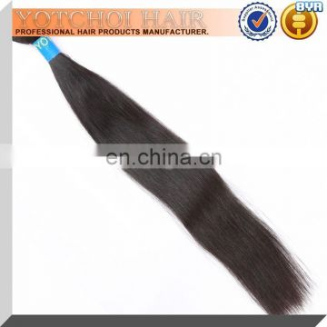 Yotchoi Indian Hair In DubaI 100% Natural Hair Good FeedBack 5A Quality Brazilian Straight Hair Indian