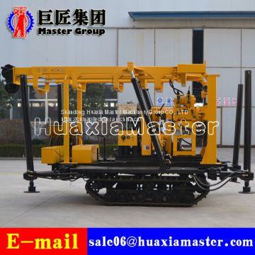 Hot selling XYD-130 Crawler drilling rig hydraulic rotary drilling rig with Good Price