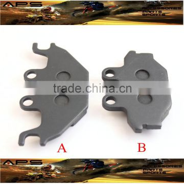 Motorcycle brake pads for atv scooter dirt bike and go kart