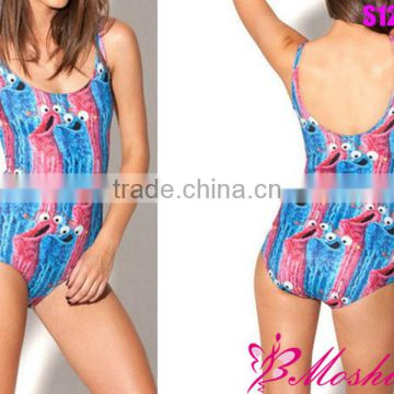 8f3681a3a27c9 Wholesale New Sexy Womens European YIP YIP YIP SWIMWEAR - LIMITED One Piece  Digital Print Backless Wetsuit of Galaxy Elements from China Suppliers - ...