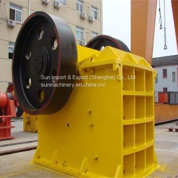 china supplier jaw crusher PE1000*1200 experienced manufacturer high quality competitive price