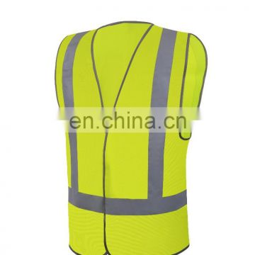 EN ISO 20471 wholesale safety vest high visibility Reflective safety vest