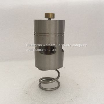 Temperature control valve core, thermal package,Oil Thermostats ,Oil temperature control valve, valve core