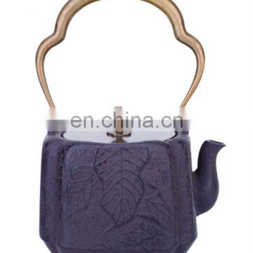 cast iron teapot 0426