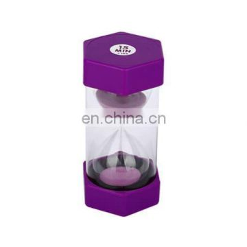 High Quality Plastic Magnetic 1 Minute Sand Timer