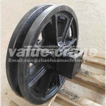 IHI DCH700 track roller bottom roller for crawler crane undercarriage parts IHI IHI CCH1500-2