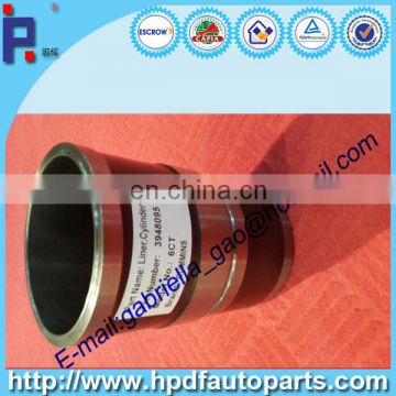 cylinder sleeve 3800328 3948095 3944344 of dongfeng