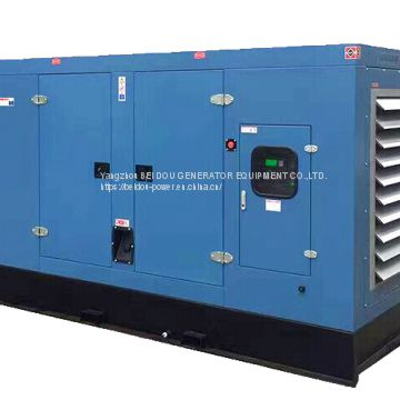 Ce certified silent 30kw/37.5kva diesel generator for sale