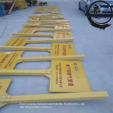 Street Highway For Scenic Area Foldable Signs