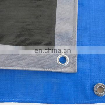 Waterproof HDPE Plastic Woven Fabric Tarpaulin Sheeting Covers with UV stable