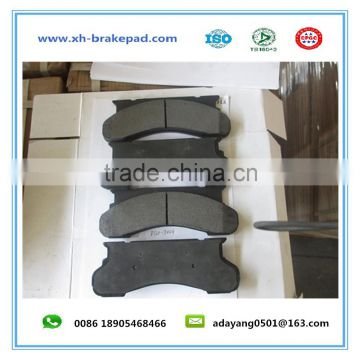 Manufacturer price Brake pads Front Axle for Ford D120-7054