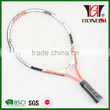 MiNi age 19 good quality aluminium head tennis racket/good price tennis racket/raquet tennis