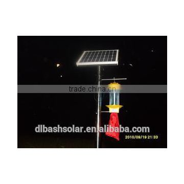 High efficient Solar insecticidal lampelectric insect killer lamp mosquito killer lamp solar