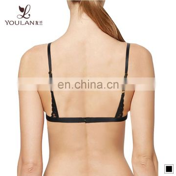 Factory Price Beautiful Benefits Very Sexy Push Up Bra Beauty Bra Bralette Crop Top