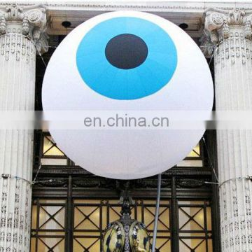 giant inflatable ball inflatable eyeball for outdoor decoration