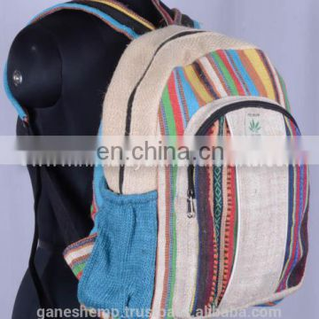 Multi Patches Backpack HBBH 0014