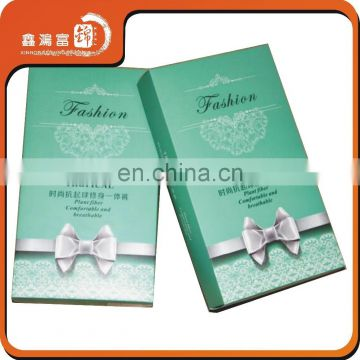 Fashion Men's Underwear Packaging Paper Gift Box