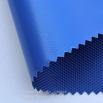 Polyester 600D Oxford Fabric Pvc Coating
