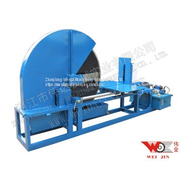 HORIZONTAL HYDRAULIC CUTTING MACHINE