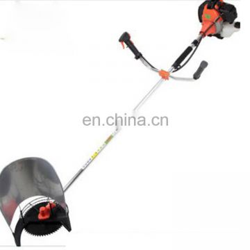 Diesel type small hand paddy cutter rice paddy cutting machine price
