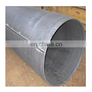 Factory Wholesale Round Erw Carbon Welded Steel Pipe Prices