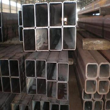 For Building Material Galvanized Square Tubing Rectangular Metal Tubing