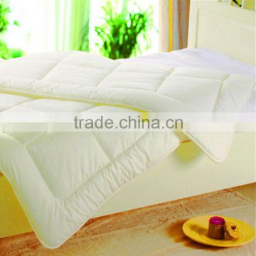 Hight quality products polyester microfiber quilt, The cheapest polyester fiber quilt alibaba sign in