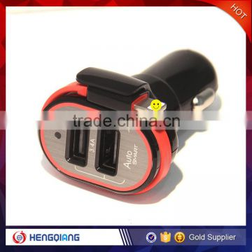 high performance usb car battery charger for cell phone