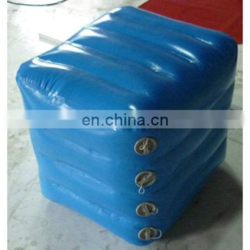 inflatable set, light blue colour