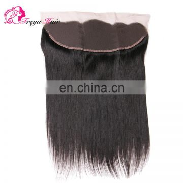 Alibaba hot selling large stock wholsale brazilian hair lace frontal