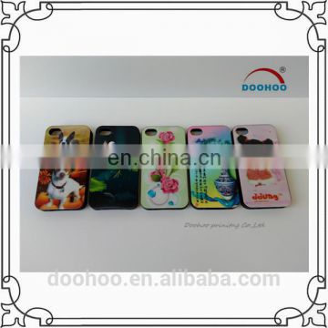 various newly colorful 3D lenticular plastic phone case