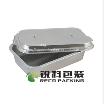 Various Sizes Aluminum Foil Containers for Airlines