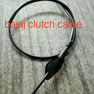 Durable material motorcycle accessories BAJAJ clutch cable Nigeria market