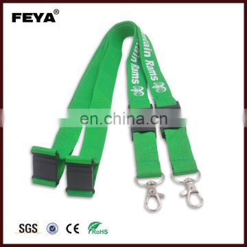 Promotion High quality cheap custom design lanyard, customize your own key lanyard