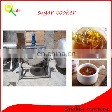 100L with mixer electric or gas candy sugar nougat cooker