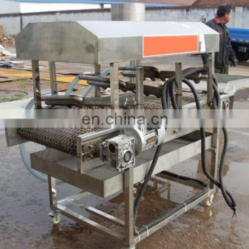 Lowest Price Big Discount Swine Trotter De-hairing Machine Pig Feet Cleaning Machine