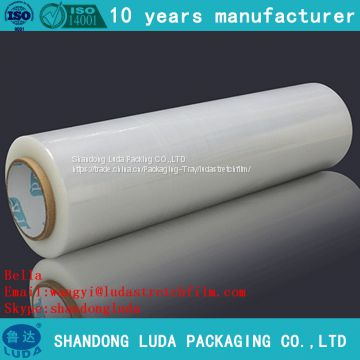 various customized handmade packaging Stretch film roll production process
