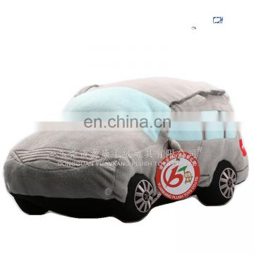 Promotion Custom Made Stuffed Plush Car Toys for Baby