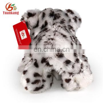 ICTI audit plush toy facotry stuffed animal soft dalmatian dog toy