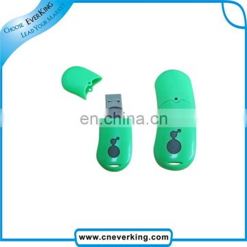 Popular design plastic bean usb sticks